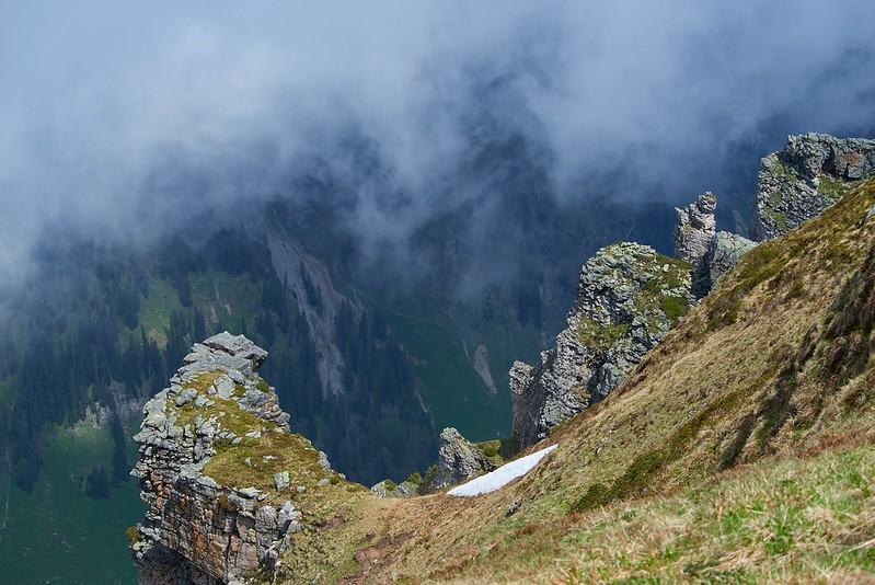 Cliffs - Niederhorn