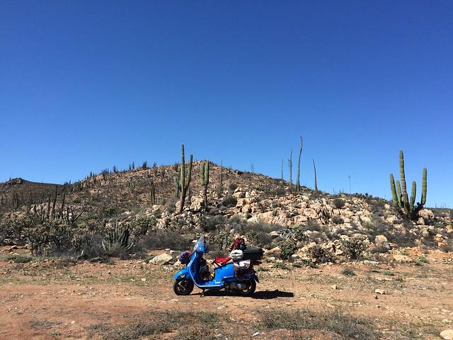 Baja 1159. March 5 - 16, 2015.