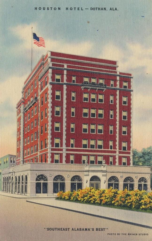 Houston Hotel - Dothan, Alabama