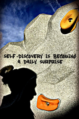 self-discovery intro