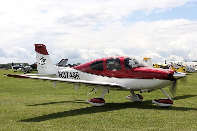 N374SR
