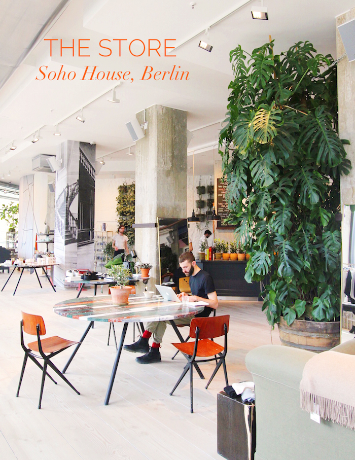 The Store Soho House Berlin