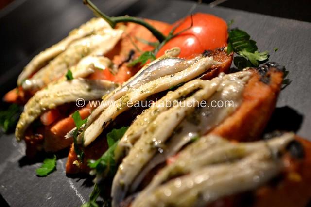 Pan con Tomate aux Anchois Marinés © Ana Luthi Tous droits réservés 000017