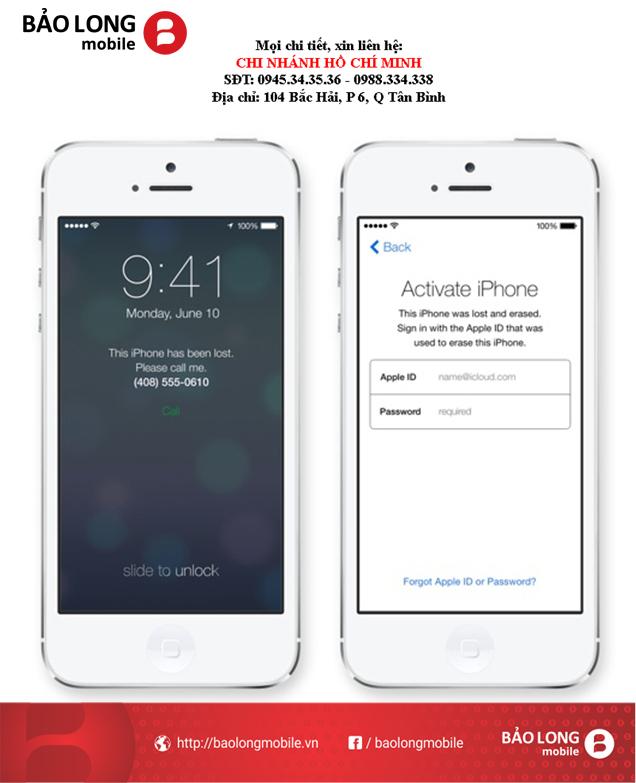 Mở khóa iCloud - Các cách để nâng cao bảo mật tài khoản iCloud ở iPhone/iPad cho người dùng ở HCM