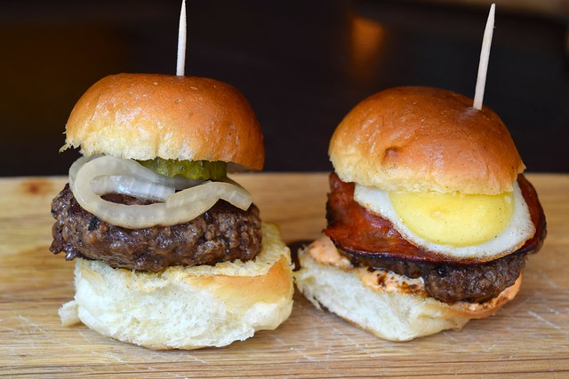 Burger Brothers Sliders
