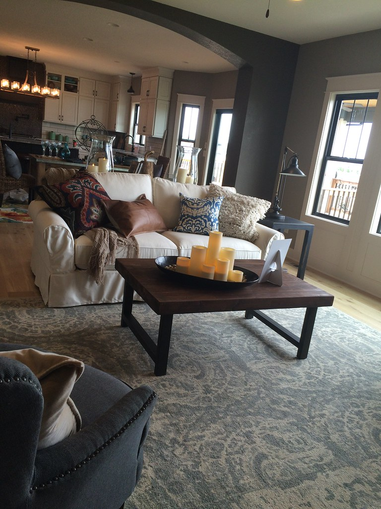 ... DM Home Show Expo   Living Room Decor All By Pottery Barn In Home By  Giovanti