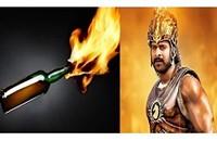 Petrol Bomb Hurled at Baahubali Cinema Hall-Madurai