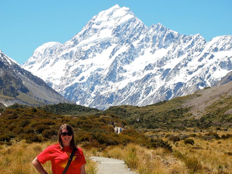 Amanda in New Zealand