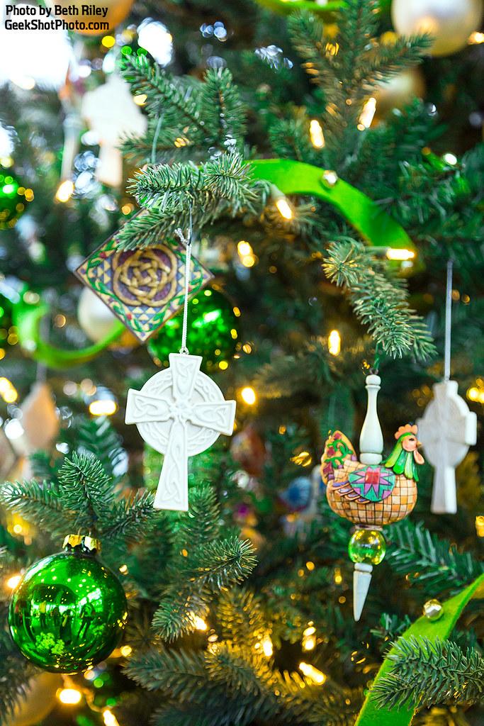 Irish christmas tree quot christmas and holiday traditions aro