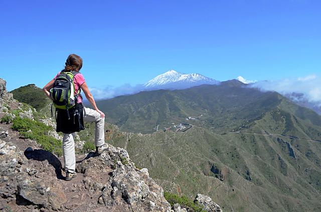 Mount Teide, Teno, Tenerife