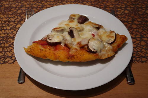 Dicke Pizza (Viertel)
