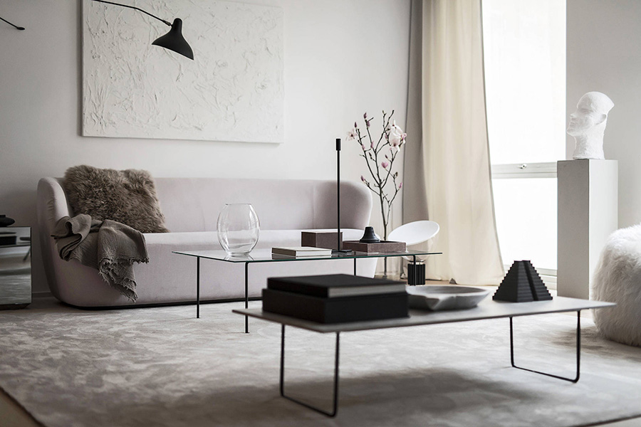 Apartment Rådmansgatan 70B styled by Annaleena for Alexander White | AMM blog
