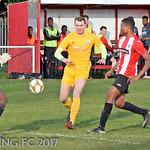 Clapton FC v Barking FC - Saturday January 28th 2017
