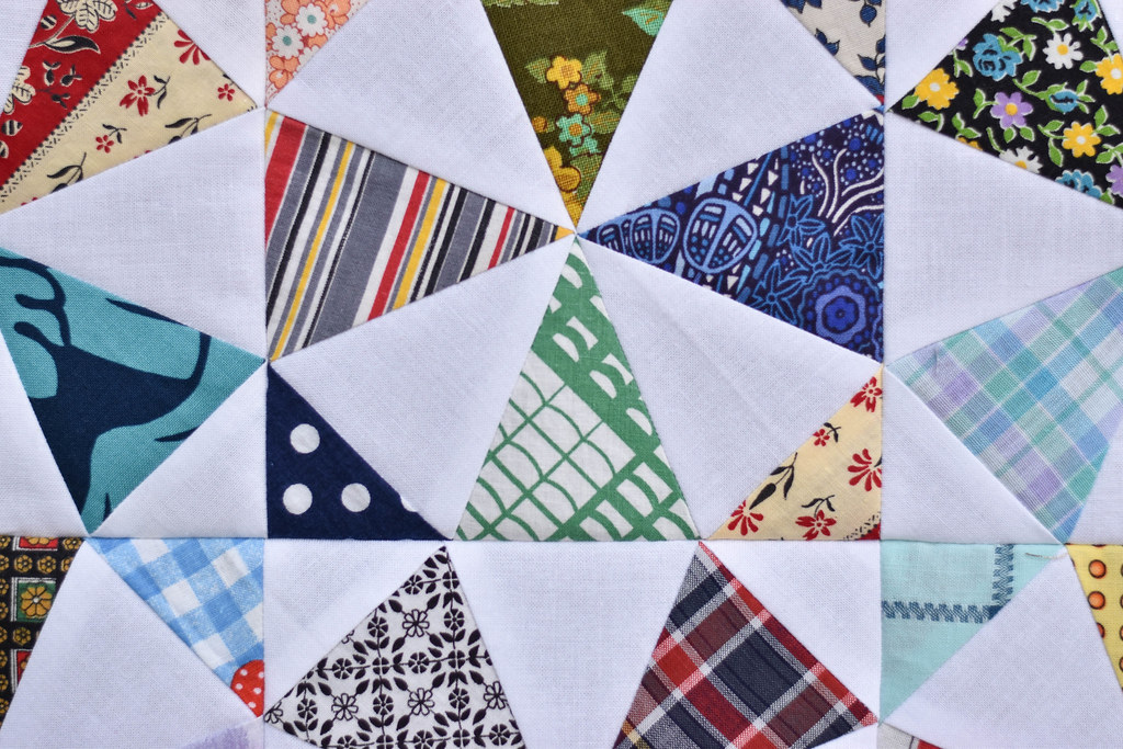 Kaleidoscope Of Five Generations Quilt Blogged Here Mater Flickr Inspiration Generations Quilt Patterns