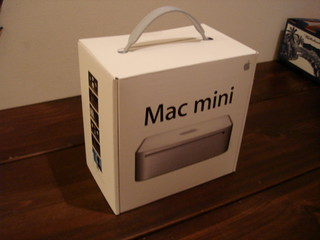 My new Intel Duo Core Mac Mini | by InfoMofo