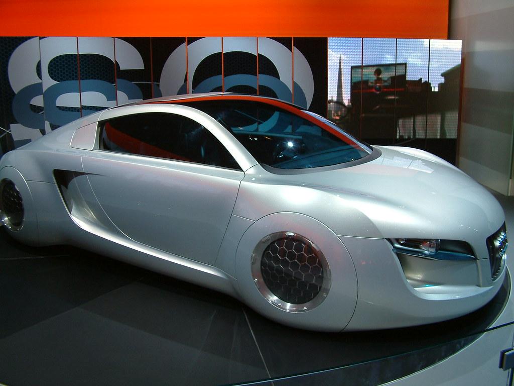Audi Quot I Robot Quot Storem Flickr