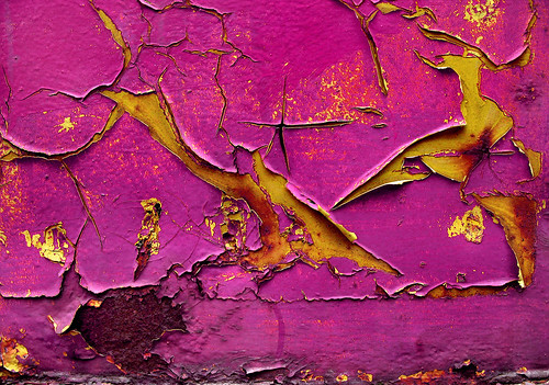 pink paint peeling | by Mr.  Mark