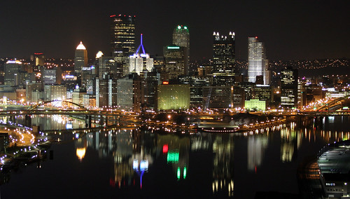 Reflections of Pittsburgh | by michaelrighi