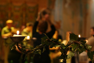 candles and dancing | by jimw