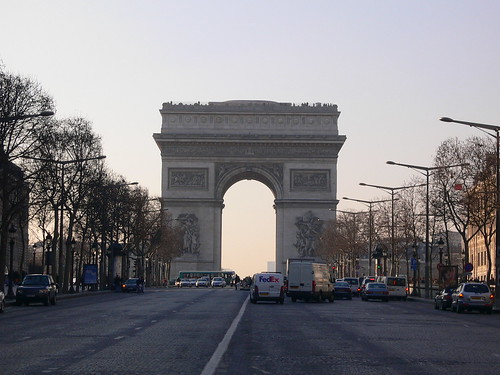 Arc de Triomphe | by Justin Ward