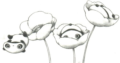Tare Panda Flower | in_my_tree | Flickr
