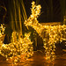 Santa's Reindeer - Light Sculpture