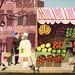 Mr. Jolly's Sidewalk Market (detail)