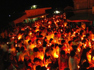 Bantayan's Good Friday procession | by adlaw