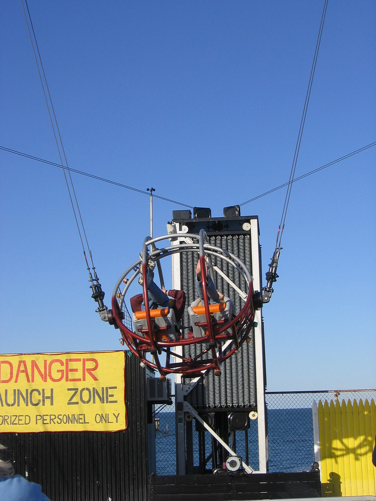Slingshot Ride 2 - Lift Off | iirraa | Flickr