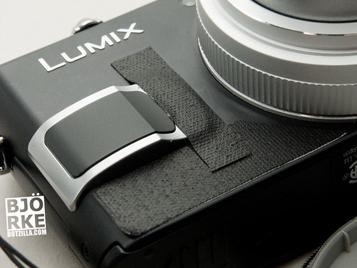 LX1 Hack #2 - Tape Grip | by What Photos Look Like