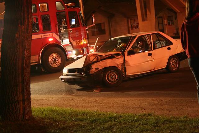 Car Accident Canon City Co November
