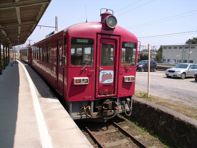 Kurihara Denen Tetsudou くりはら田園鉄道 『くりでん』