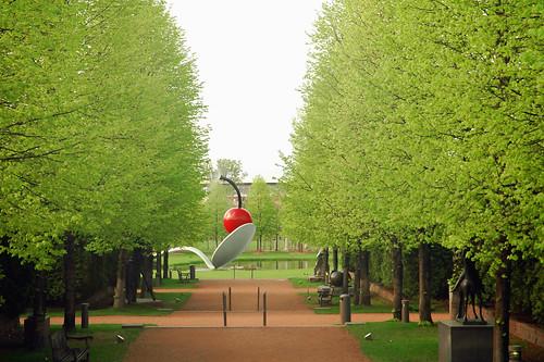 Minneapolis Sculpture Garden Minneapolis Sculpture Garden Flickr