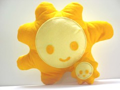 Mr. Sun & Mini Sun | by Warm 'n Fuzzy