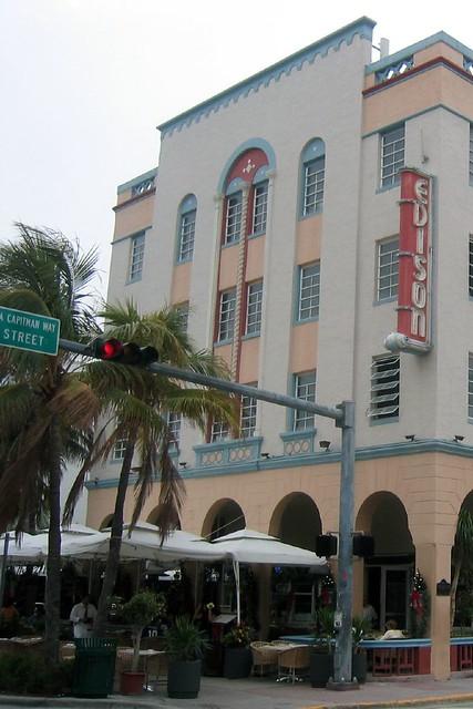 Hotel Edison Beach House Florida