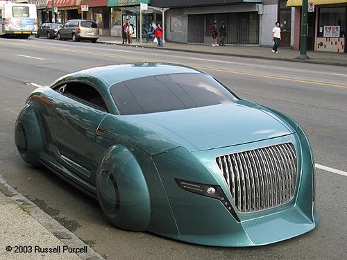 Cool Pictures Of Cars >> Audi TT iRobot | Audi TT iRobot- My brother tipped me off af… | Flickr