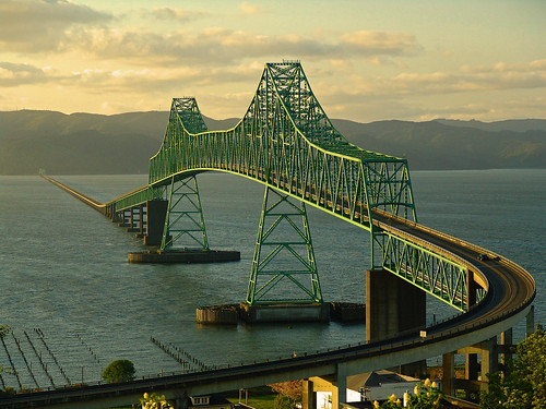Astoria-Megler Bridge - Astoria, Oregon | by Adam Grim