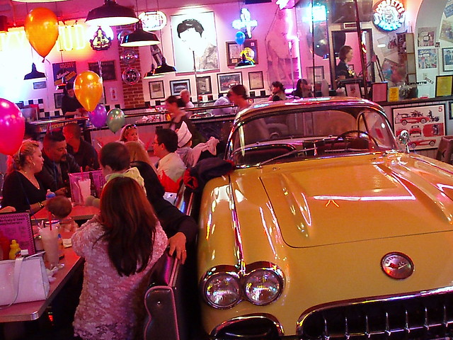 corvette diner san diego california flickr photo sharing. Cars Review. Best American Auto & Cars Review