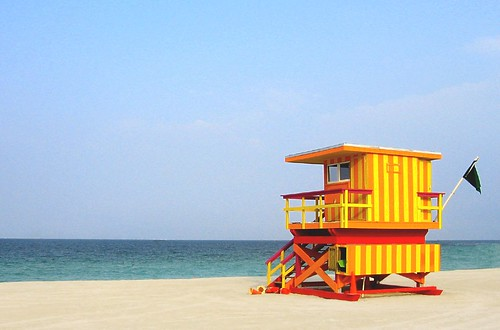 Lifeguard Station Miami Beach | by mahler711
