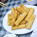 Fried sweet rice flour sticks