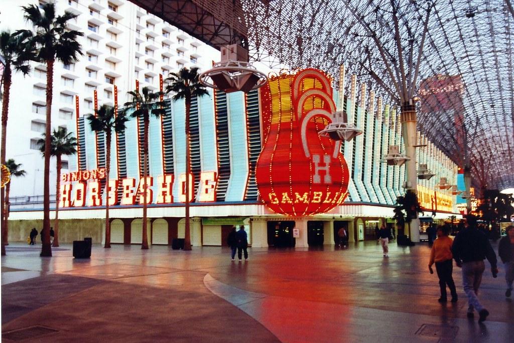 Horseshoe hotel and casino in las vegas new casino in vegas