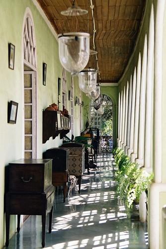 Braganza House Interior