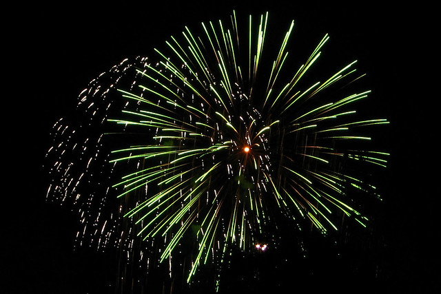 Victoria Day Fireworks 1