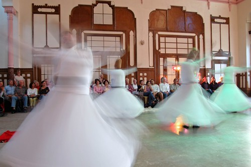 Sufi whirling dervishes in Turkey | by Samer M