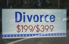 Divorce bargain | by banjo d
