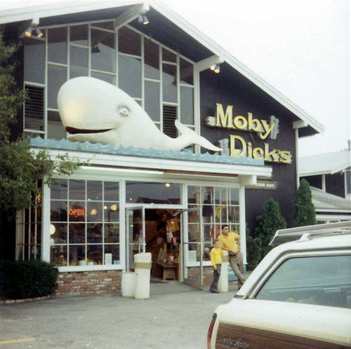 Moby Dick's Cape Cod Snapshot Photo | 1971 | Todd Franklin ...