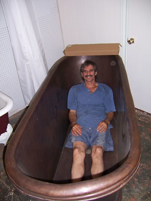 Extra Deep Tub Demonstration Flickr Photo Sharing