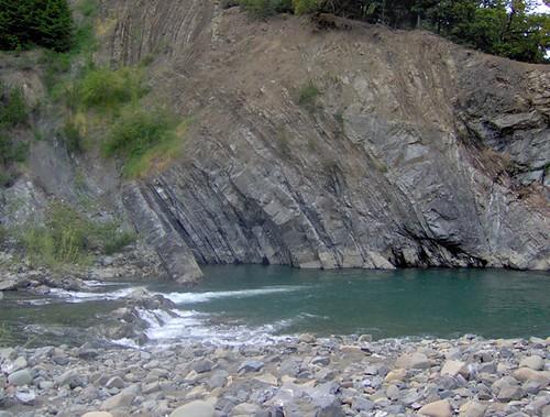 Eel River Camping Eel River swim hole   ...