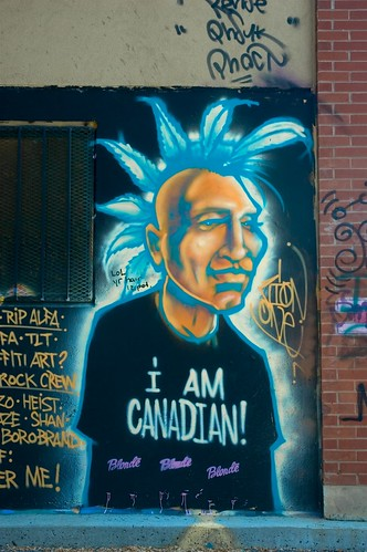 I am Canadian | by eyeye