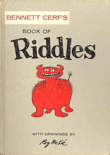 Bennet Cerf's Book of Riddles | by Neato Coolville